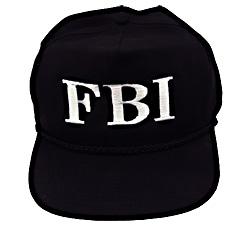 FBI Baseball Cap 80fa25df3fc