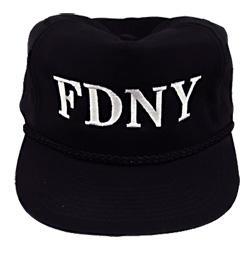 78938e434 FDNY Baseball Cap