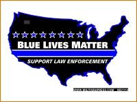 Mini Police Stickers